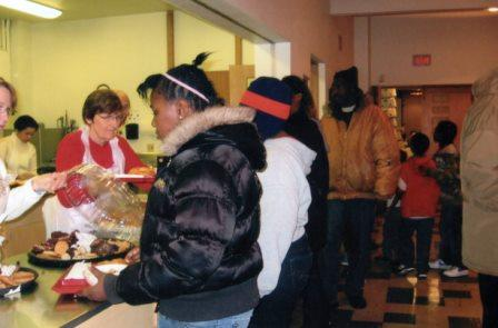 New Bethany Ministries Soup Kitchen